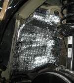 Шумоизоляция Skoda Octavia A7 (Фото #36)