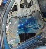 Шумоизоляция Opel Corsa D (Фото #2)