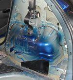 Шумоизоляция Opel Corsa D (Фото #3)