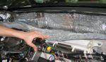 Шумоизоляция Mitsubishi Outlander XL (Фото #1)