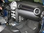 Шумоизоляция Mini R56 (Фото #7)