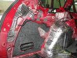 Шумоизоляция VW Golf 7 Sportwagen (Фото #9)