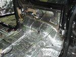 Шумоизоляция Suzuki Jimny (Фото #4)