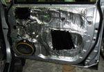 Шумоизоляция Toyota FJ Cruiser (Фото #1)