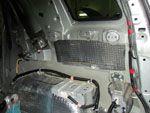 Шумоизоляция Toyota FJ Cruiser (Фото #2)