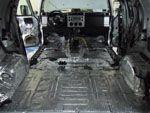 Шумоизоляция Toyota FJ Cruiser (Фото #4)