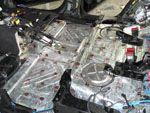 Шумоизоляция VW Touareg 2009 (Фото #16)