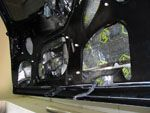 Шумоизоляция VW Touareg 2009 (Фото #3)