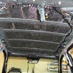 Шумоизоляция VW Touareg 2009 (Фото #8)